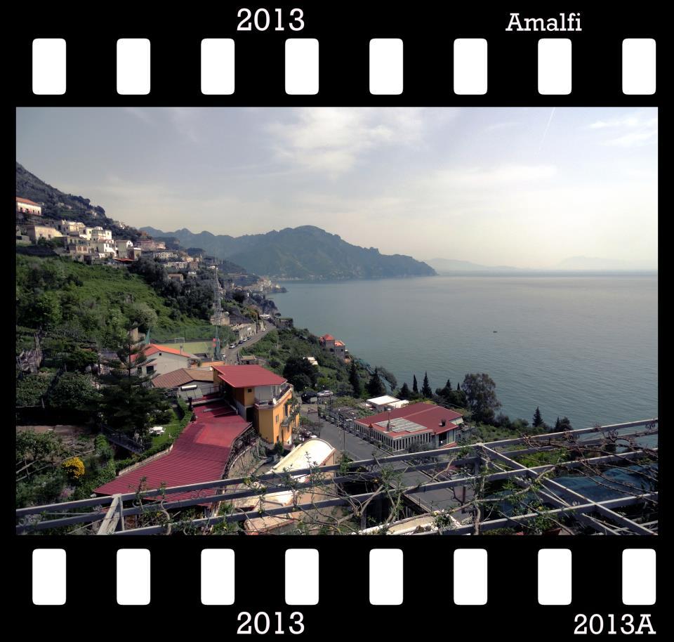 Amalfi de película