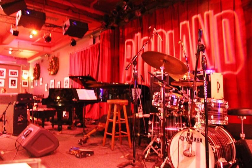 Birdland jazz club