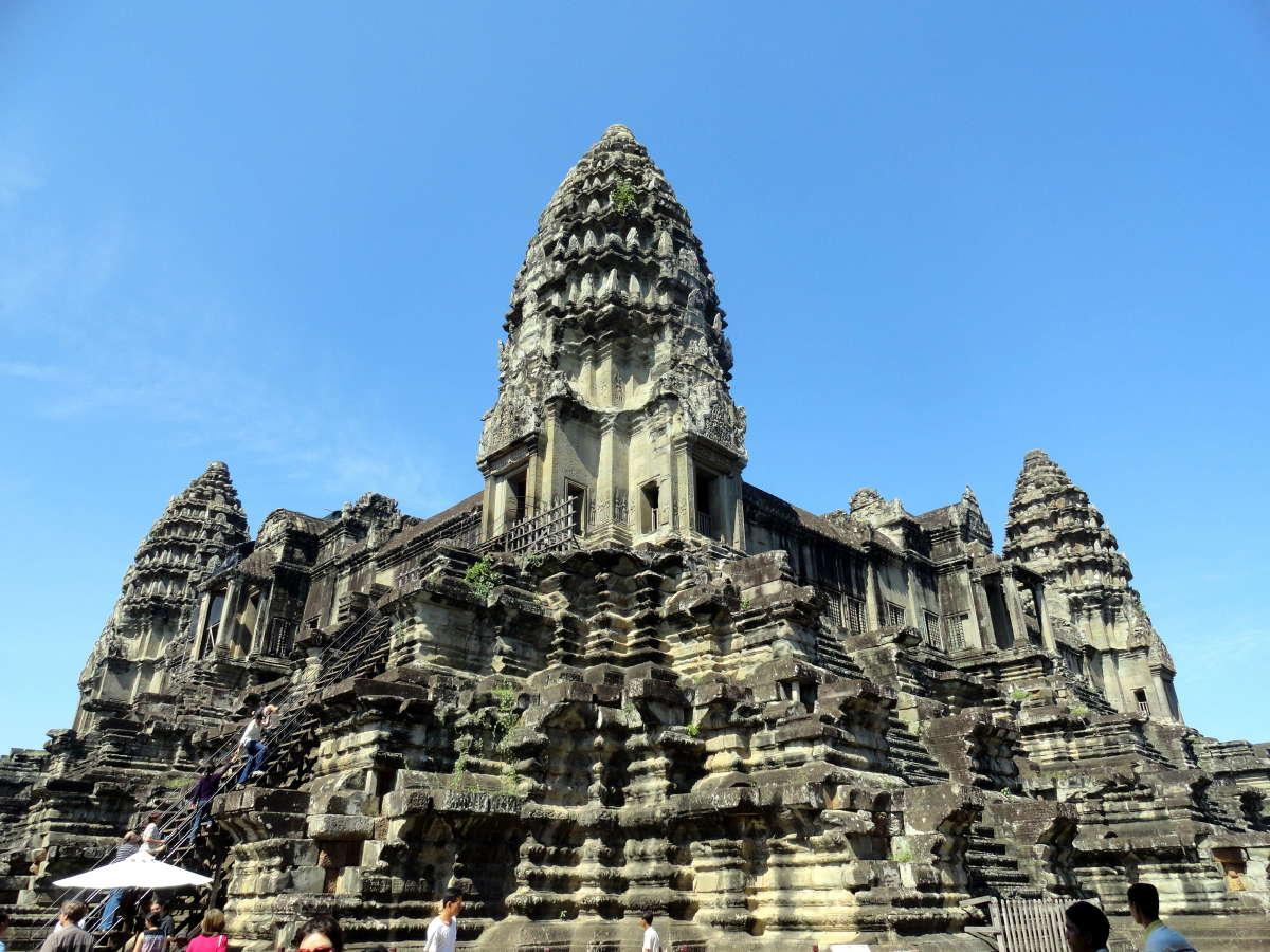 Santuario de Angkor Wat