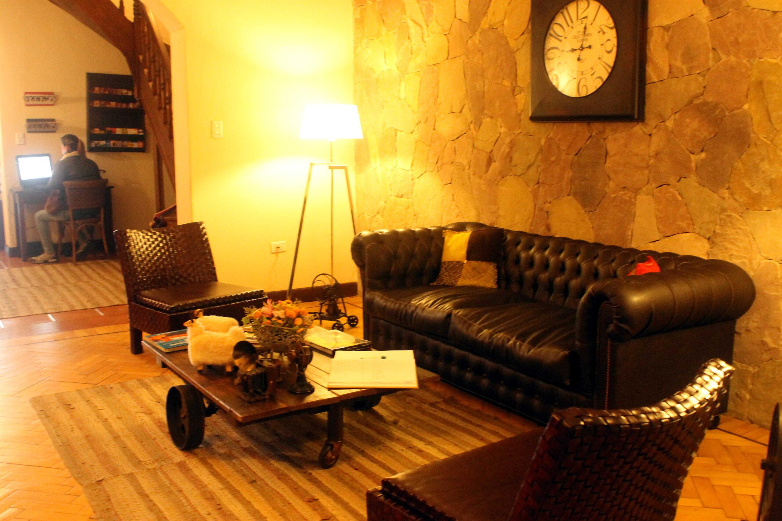 Living hotel Balcón de la Plaza en Salta