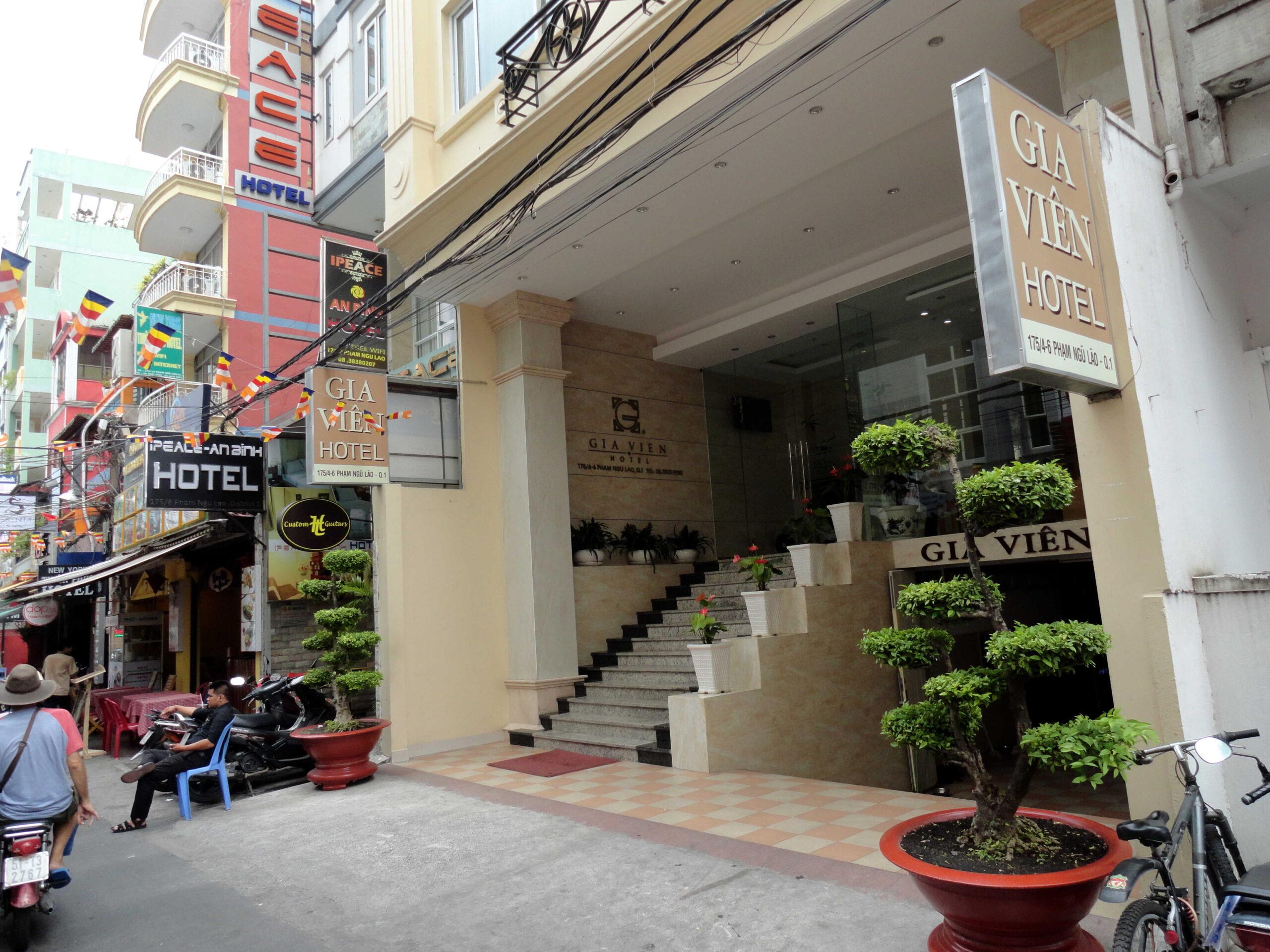 Gia Vien Hotel HCMC
