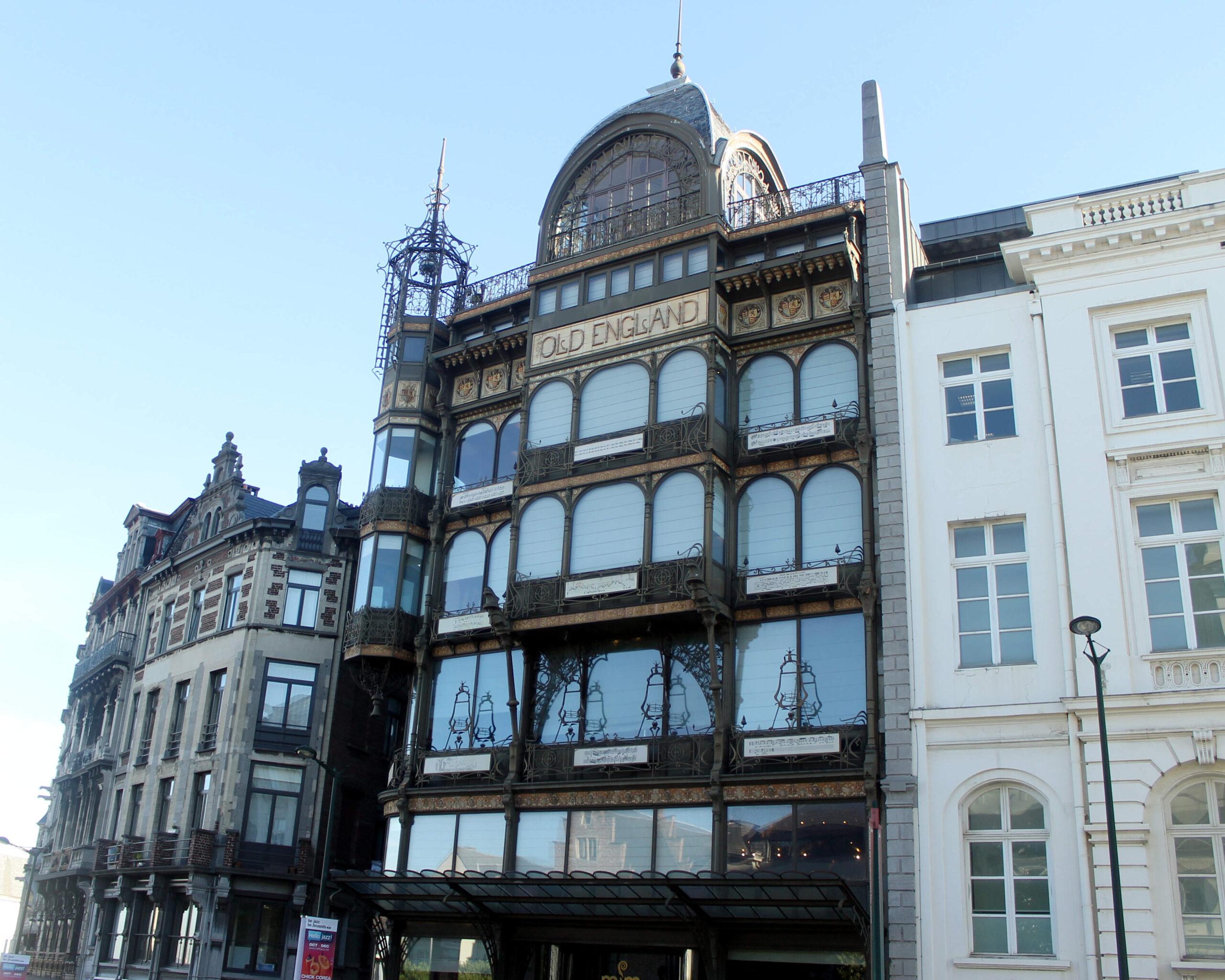 Museo de los Instrumentos Musicales de Bruselas