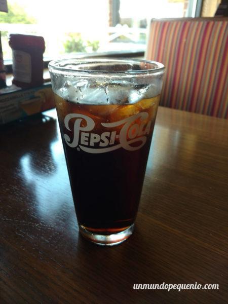 Pepsi en Applebee's