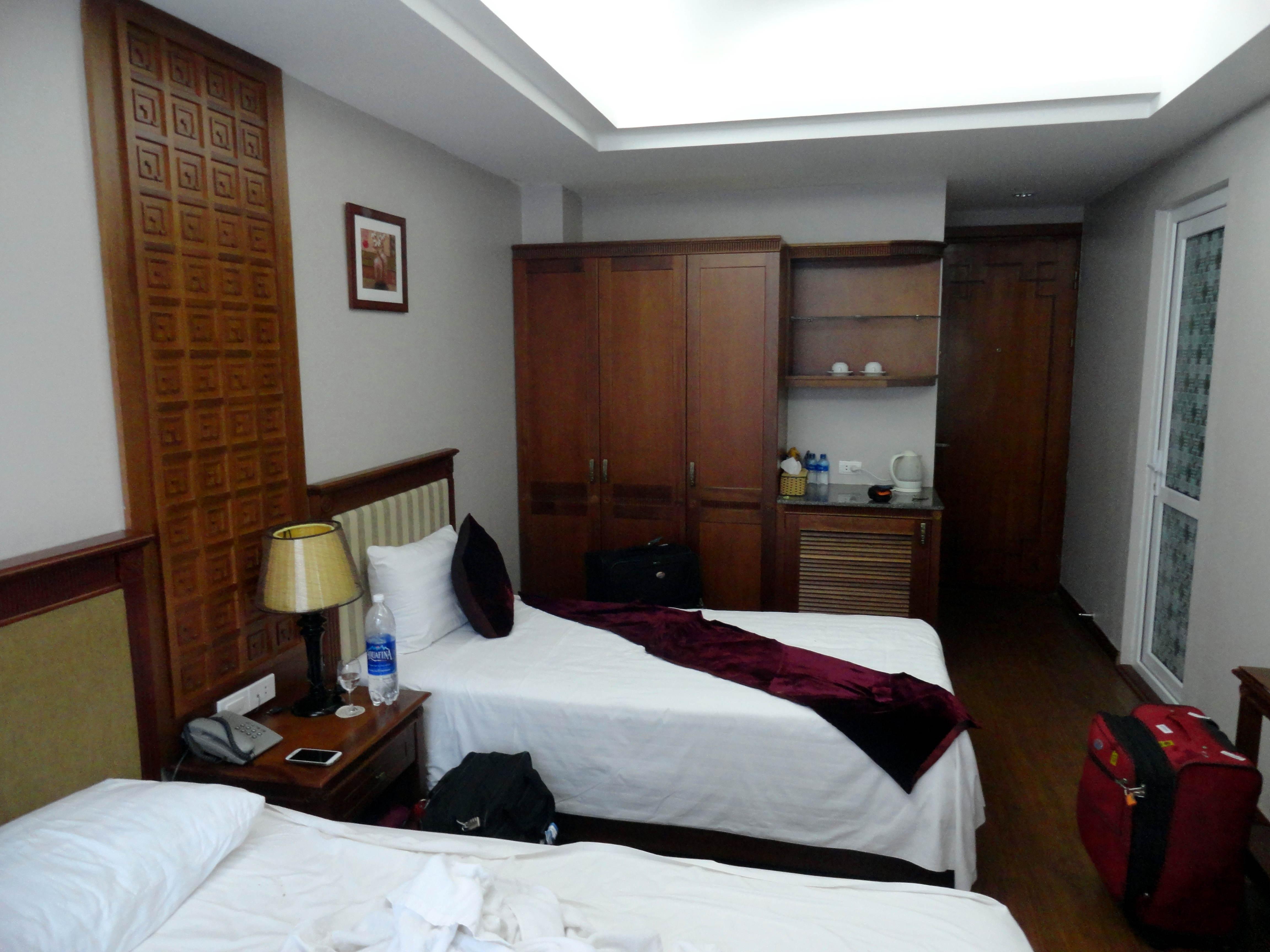 Habitación Golden Legend Hanoi