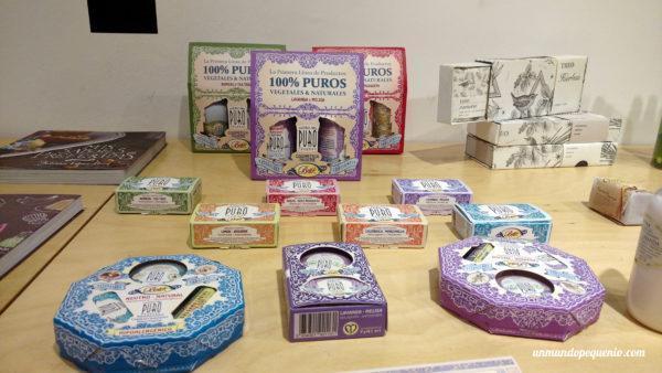 Productos de higiene biomarket