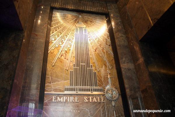 Salida del Empire State building