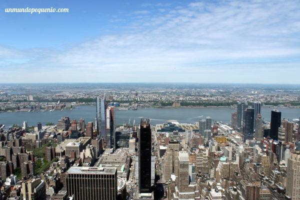 Vista a Nueva Jersey