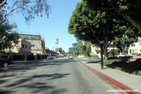 Calle de Warner Bros