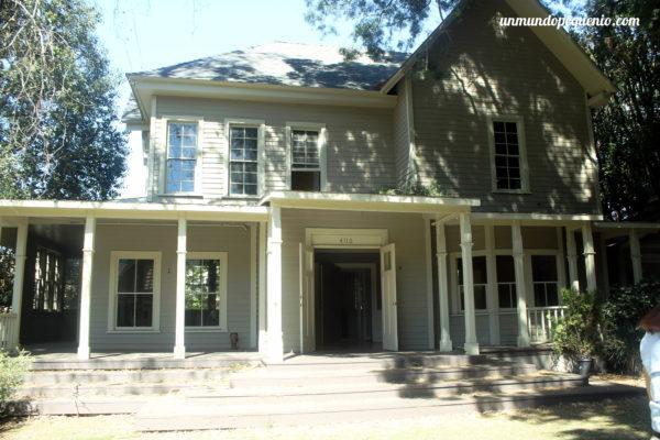 Casa de la familia Gilmore