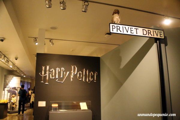 Harry Potter en Warner Bros Hollywood