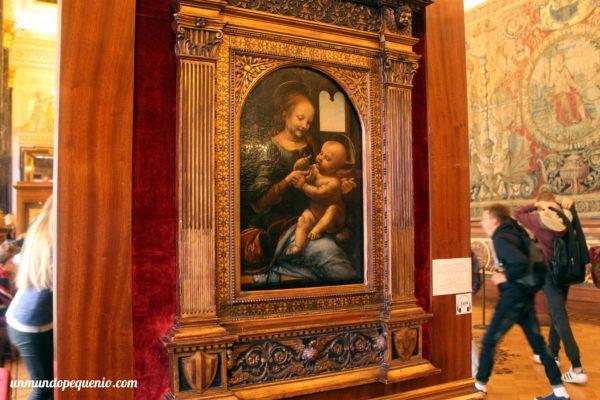 La Madonna Benois (Da Vinci)