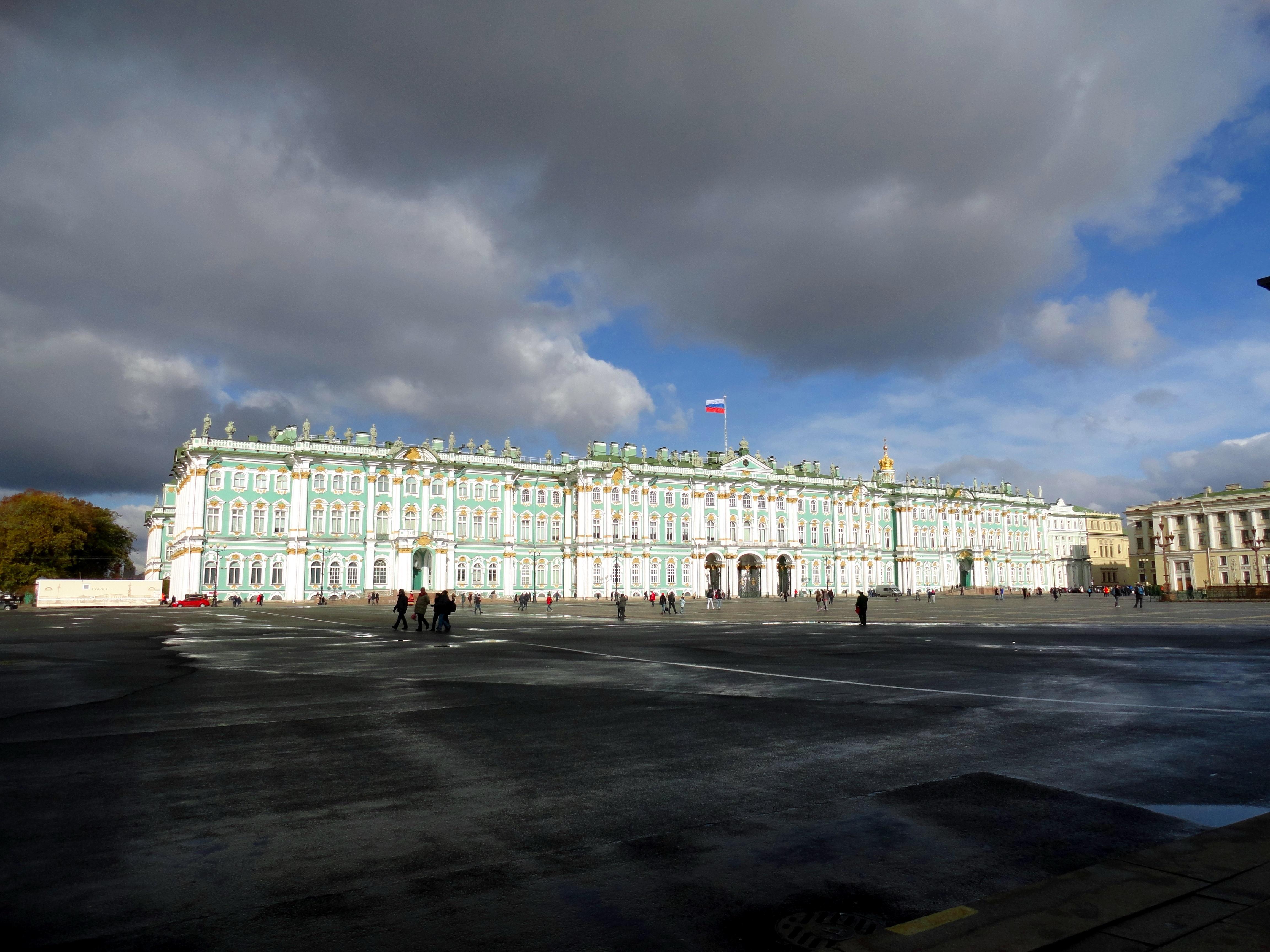 Museo Hermitage de San Petersburgo