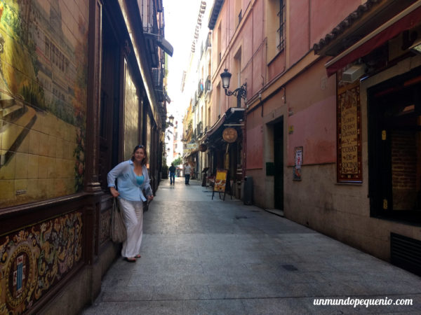 Calle del Gato - Madrid