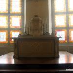 Altar de la capilla de Chambord