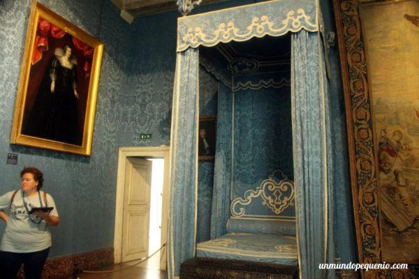 Habitación de la Reina - Castillo de Chambord
