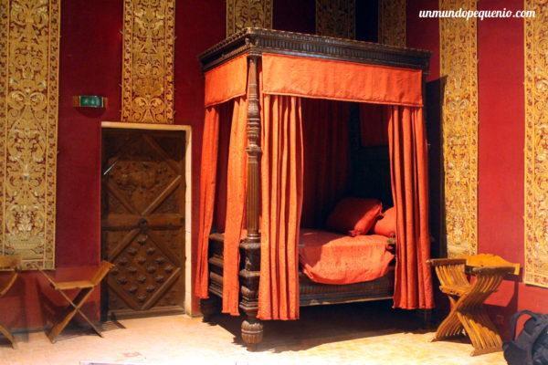 Habitación del Rey - Chambord