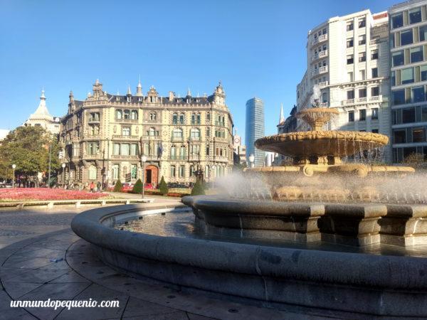Plaza Federico Moyua