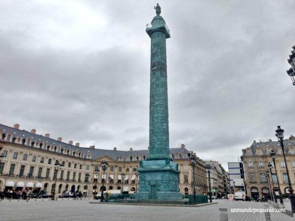 Place Vendôme - París