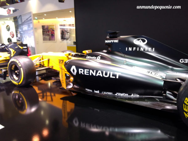 Auto F1 Renault