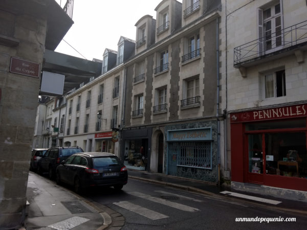 Esquina Rue du Cygne