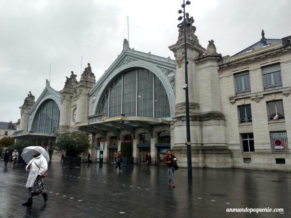 Estación de tren de Tours