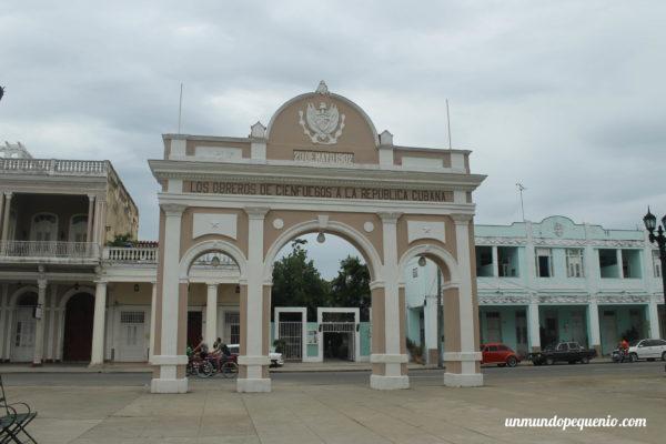 Arco del Triunfo de Cienfuegos