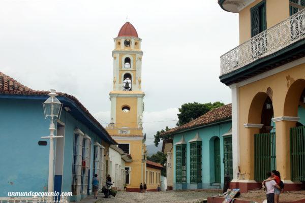 Campanario Trinidad