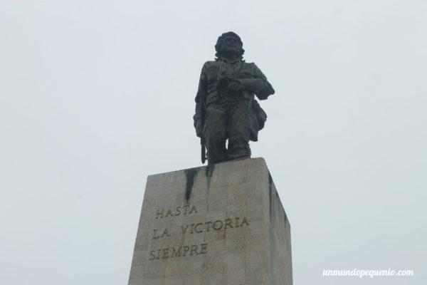 Estatua del Che Guevara