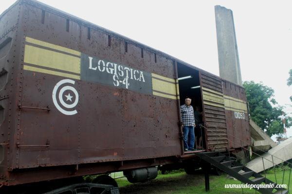 Tren blindado de Santa Clara