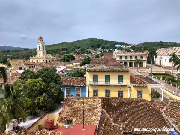 Vistas desde el Palacio Brunet