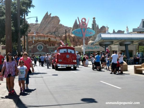 Camión de bomberos de Cars