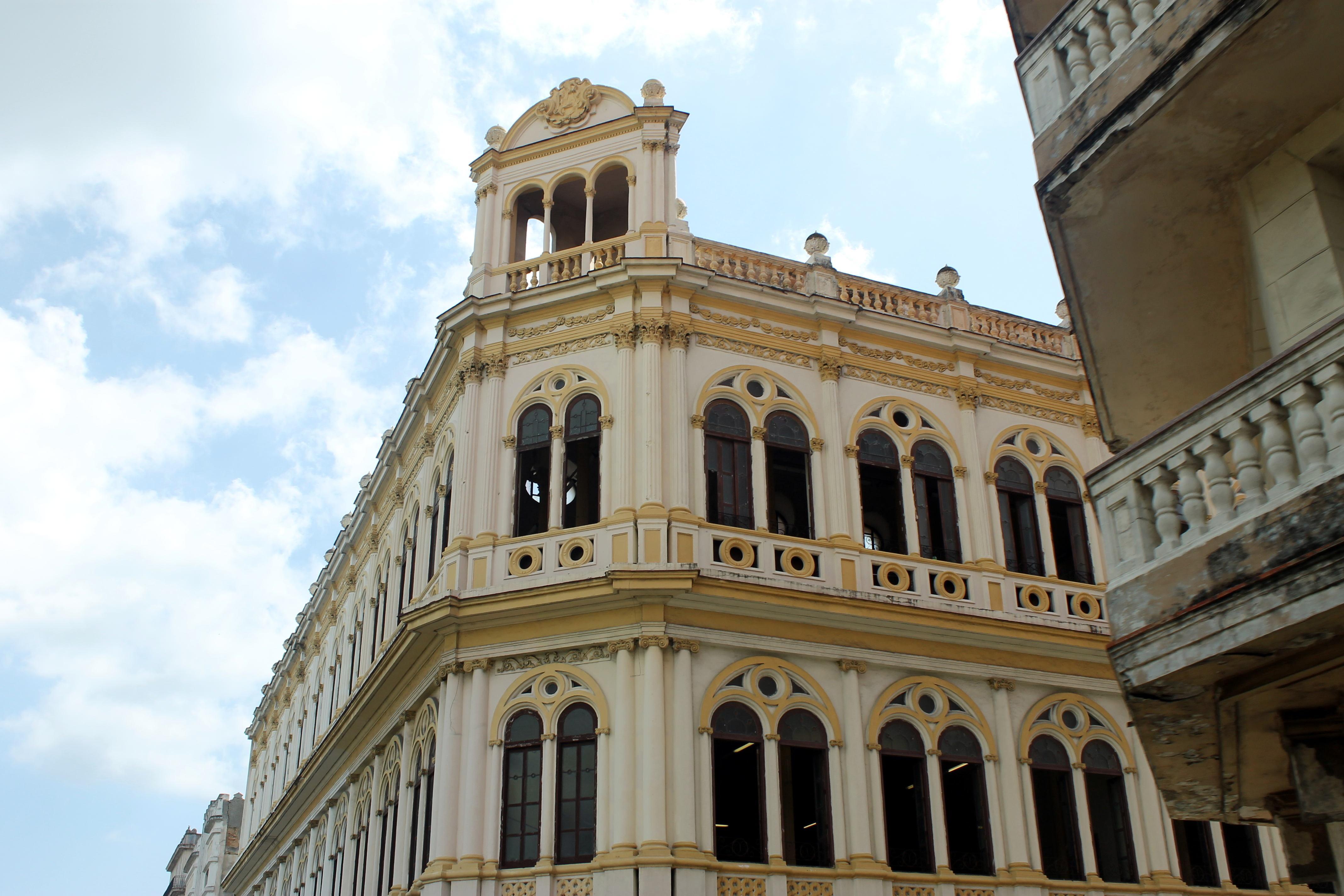 Edificio de La Habana