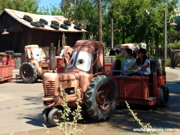 Mater's Junkyard Jumboree