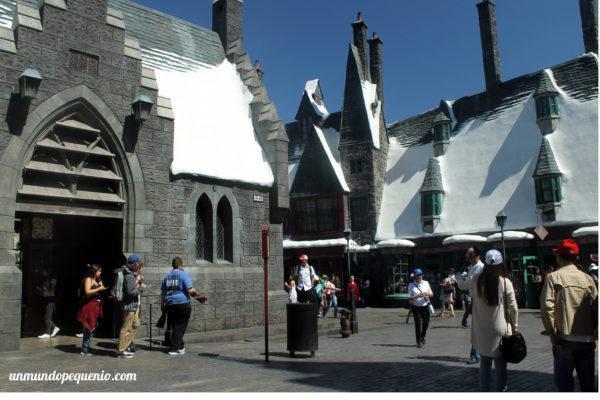 Las callles del mundo de Harry Potter
