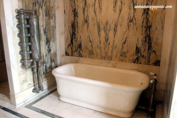 Bañera de Casa Loma