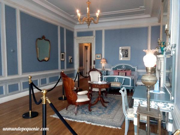 Habitación de Lady Mary Pellatt