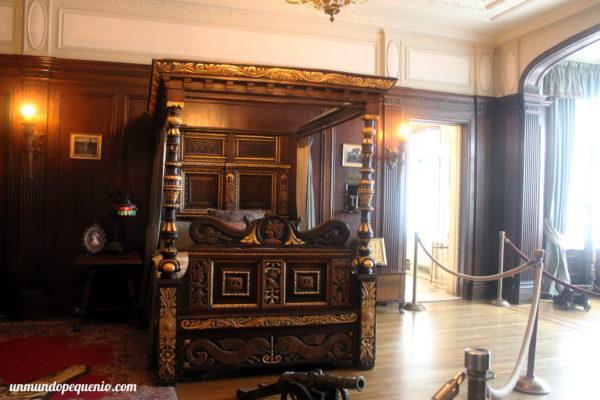 Habitación de Sir Henry