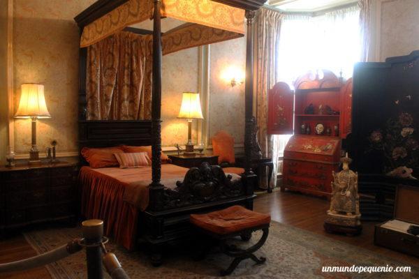 Habitación de huéspedes o Chinoiserie de Casa Loma