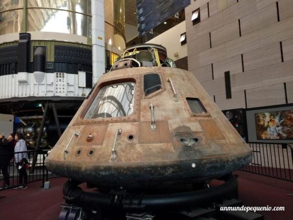 Módulo de comando Skylab 4