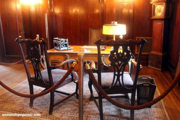 Oficina de Sir Henry