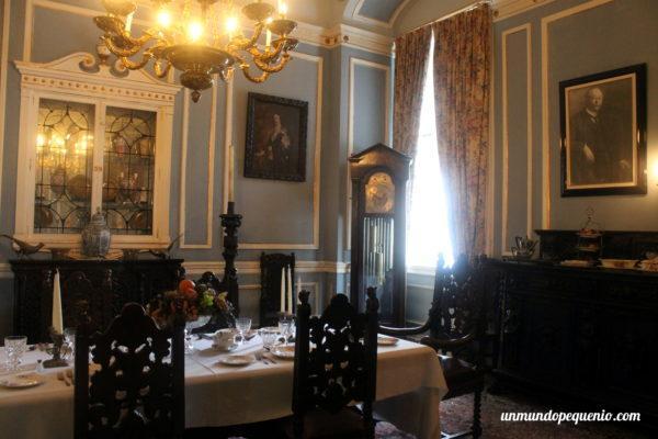 Serving Room de Casa Loma