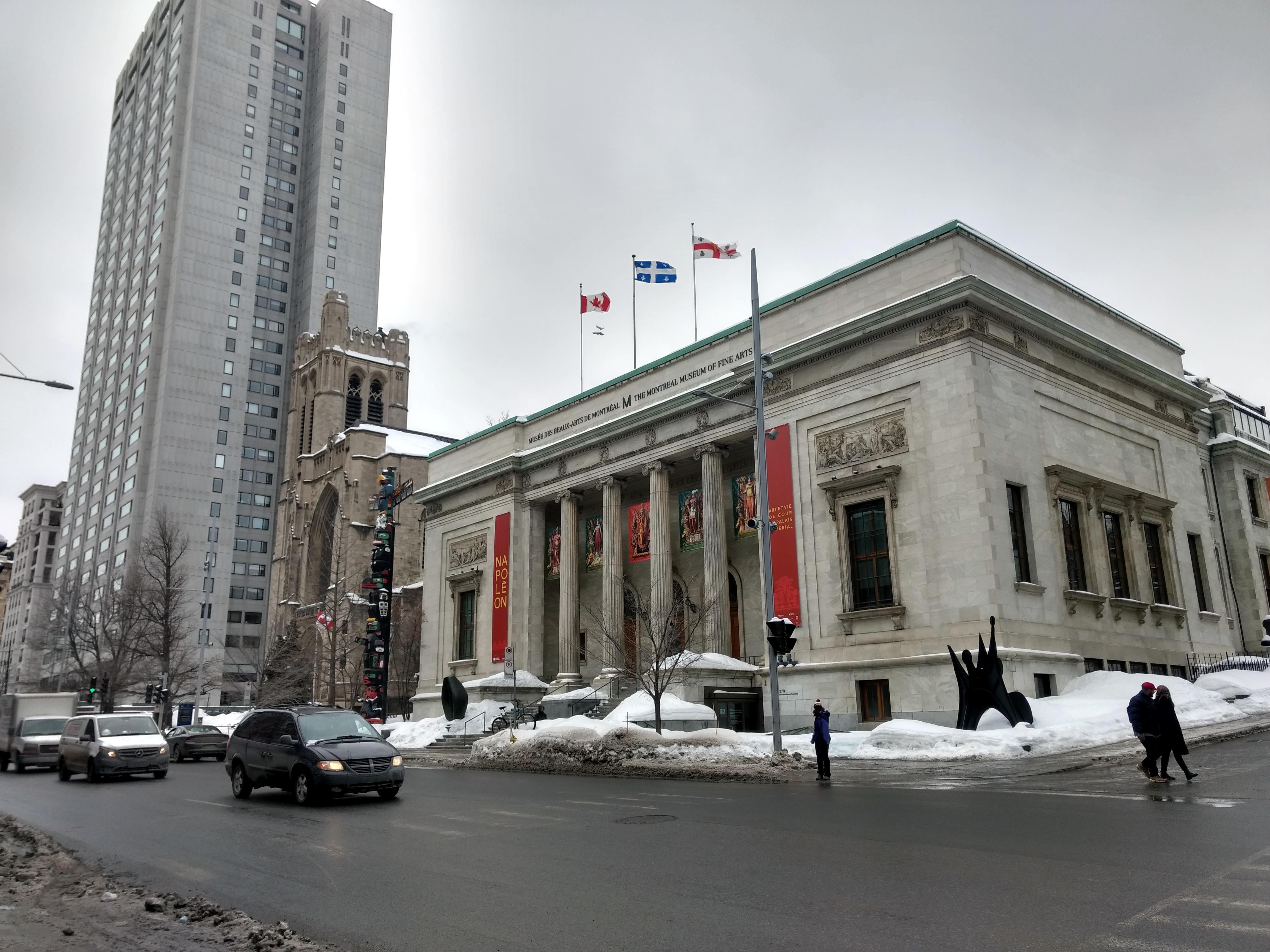Museo de Bellas Artes de Montreal