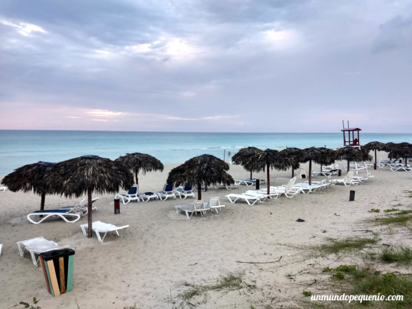 Playa del hotel Villa Tortuga
