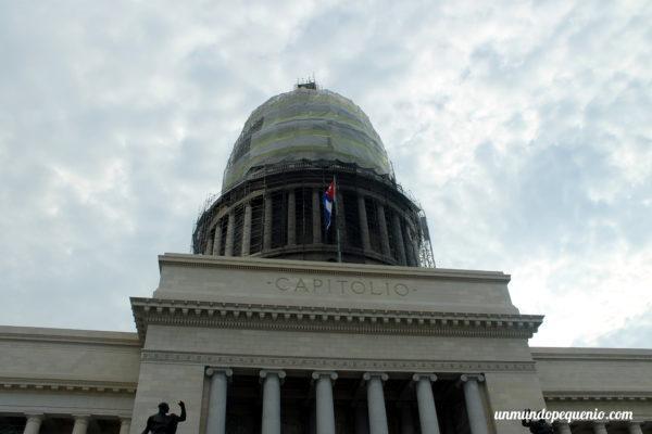 Capitolio cubano