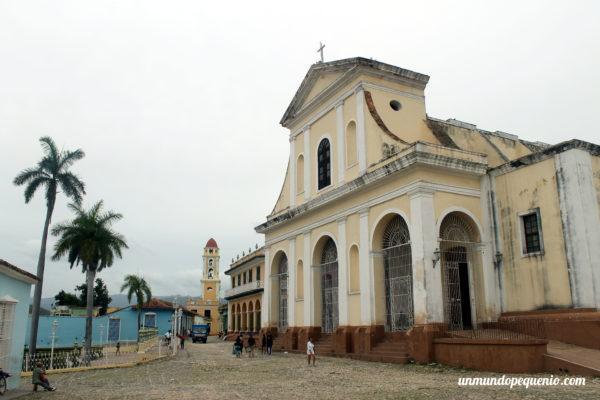 El centro de Trinidad