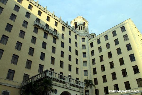 Hotel Nacional de Cuba de La Habana