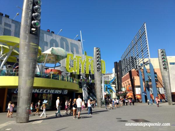 CityFood Universal Studios Hollywood