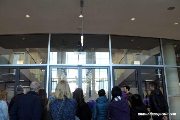 Visita guiada al Reichstag de Berlín