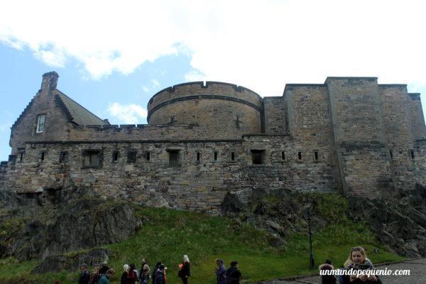 Construcciones de piedra - Castillo de Edimburgo