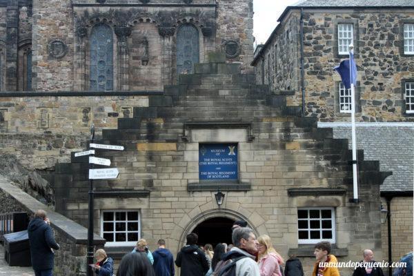 Museo del Regimiento Real del Escocia